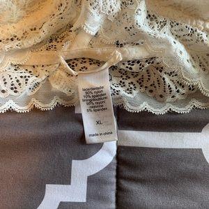 Maurices Intimates & Sleepwear - Cream colored bralette